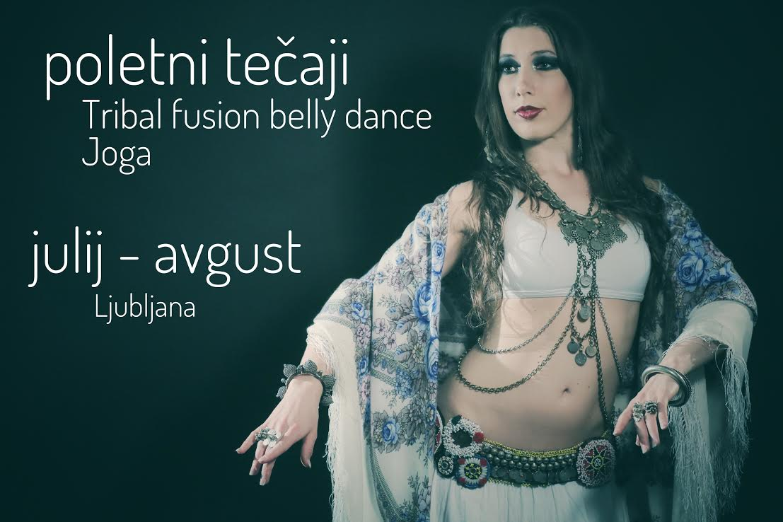 Summer Classes Tribal fusion belly dance JOGA