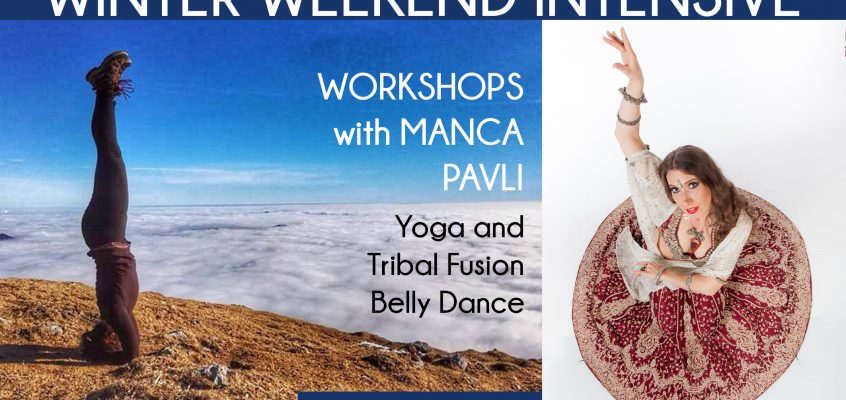 WINTER INTENSIVE 2018 with Manca Pavli