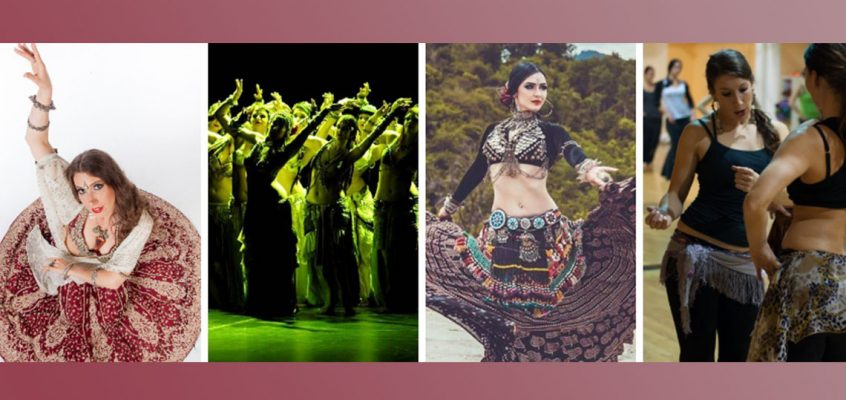 NEW BEGINNING TRIBAL BELLY DANCE GROUP starts on the 14th of JANUARY 2019!