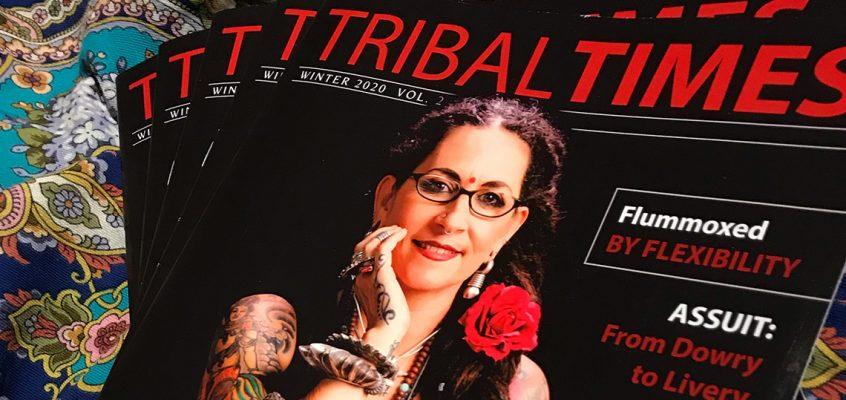Tribal Times kako naročiti